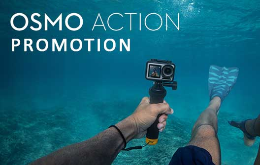 DJI Osmo Action Promotion