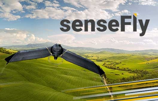 SenseFly Fixed Wing