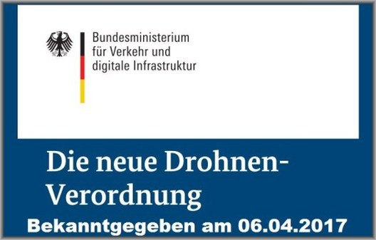 German Drone Regulation