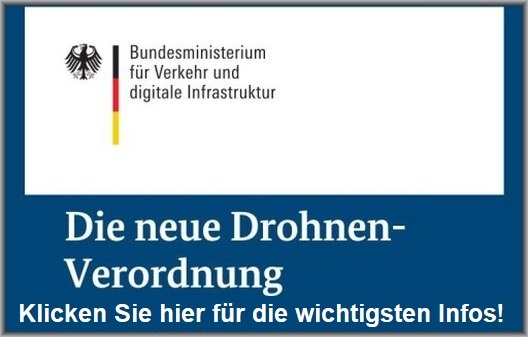 Drone regulation Germany