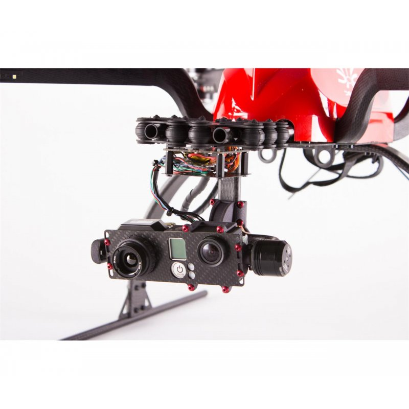 scarabot x4 profi quadrokopter mit bis zu 60 min flugzeit f r industrie. Black Bedroom Furniture Sets. Home Design Ideas