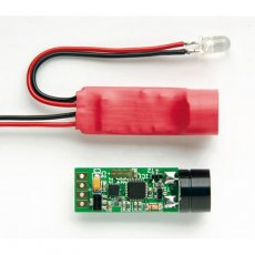 Copter Finder detection beeper with ACC gyros and LED
