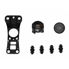 DJI Inspire 1 - Gimbal Mount and Mounting Plate (PART41)