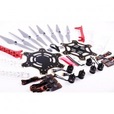 DJI Combo Kit Flame Wheel F550 ARF + Naza V2 + GPS +...