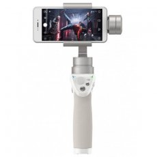 DJI Osmo Mobile Silver - Handheld Gimbal for Smartphones