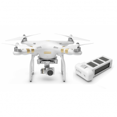 DJI Phantom 3 Professional + 2. Battery PROMOTION BUNDLE
