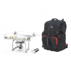 DJI Phantom 3 Professional MANFROTTO Bundle + 2. Akku +...