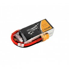 Gens Ace Tattu 4S 1300mAh 75C - Racing Version