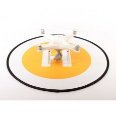 unfolding Landing Pad for multicopters