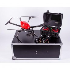 ScaraBot X4 - Professional quadcopter with up to 60 mins...