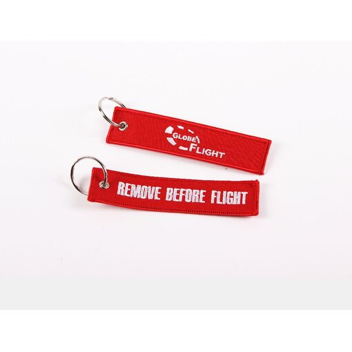 Remove Before Flight - Globe Flight Edition