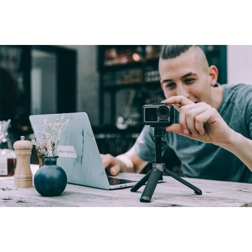 PGYTECH - DJI Osmo Action - Mini Stativ mit Extension Pole